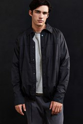 The North Face Fort Point Reversible Flannel Jacket Black