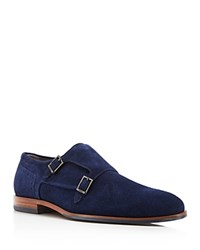 Hugo Boss Hugo Modemok Double Monk Strap Shoes 100 Bloomingdale's Exclusive Navy
