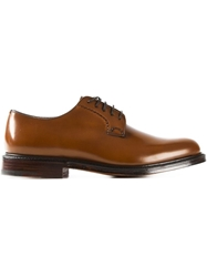 Church's 'Shannon' Derby Shoes Nude And Neutrals