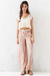Ecote Sunset Beach Pant Peach