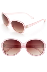 Ivanka Trump 59Mm Sunglasses Blush