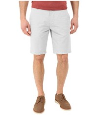7 For All Mankind Chino Shorts Chambray Men's Shorts White
