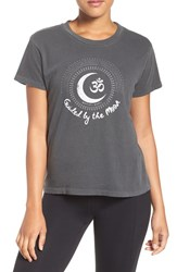 Spiritual Gangster Women's Guided By The Moon Tee