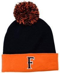 Top Of The World Cal State Fullerton Titans 2 Tone Pom Knit Hat
