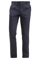 Pier One Chinos Dark Blue