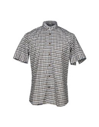 Aglini Shirts Light Grey