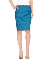 Liu Jo Skirts Knee Length Skirts Women Deep Jade