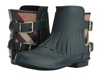 Burberry Fritton Dark Racing Green Women's Boots