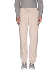 Hartford Trousers Casual Trousers Men Beige