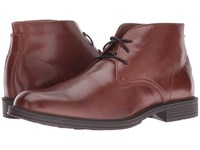 Florsheim Mogul Chukka Boot Ii Cognac Smooth Men's Lace Up Boots Neutral