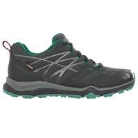 The North Face Hedgehog Fastpack Lite Gtx Women's Walking Shoes Grey Green