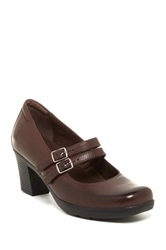 Clarks Dream Honor Mary Jane Pump Wide Width Available Brown