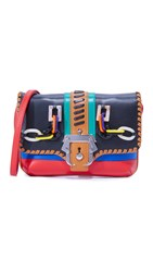 Paula Cademartori Petite Sylvie Cross Body Bag Multi