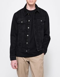Topman Black Rowley Western Jacket