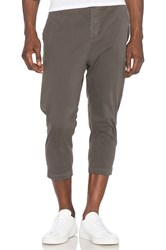 Stampd Cropped Chino Gray