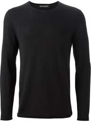 Neil Barrett Lightweight Pullover Black