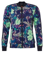 Brunotti Jappu Summer Jacket Indaco Multicoloured