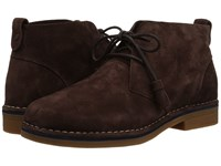 Hush Puppies Cyra Catelyn Dark Brown Suede Women's Lace Up Casual Shoes