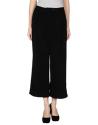 Kai Aakmann Casual Pants Black