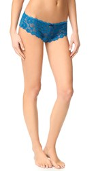 Honeydew Intimates Camellia Lace Hipster Azure