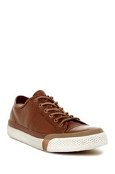 Frye Greene Low Lace Up Brown