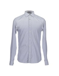Zegna Sport Shirts Grey