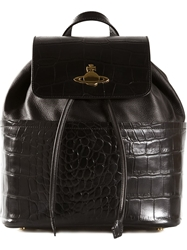 Vivienne Westwood 'Beaufort' Backpack Black