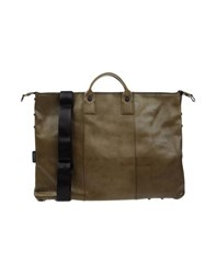 Gabs Bags Handbags Men Military Green
