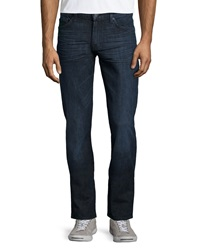 7 For All Mankind Standard Classic Straight Leg Jeans California View