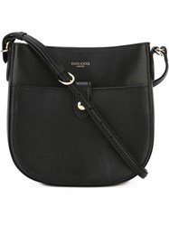 Nina Ricci Small Saddle Bag Black
