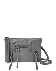 Botkier Logan Convertible Crossbody Wristlet Smoke