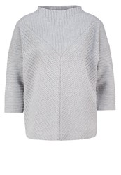 Kiomi Sweatshirt Grey Mottled Grey