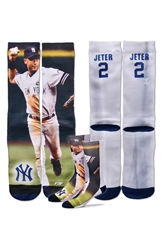 Fbf Originals 'New York Yankees Derek Jeter' Socks