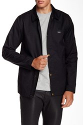 Barney Cools Coach Jacket Black
