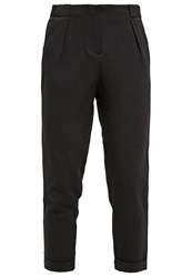 Only Onlsibel Trousers Black