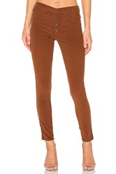 James Jeans High Class Corduroy Skinny Classic Camel