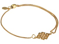 Alex And Ani Precious Ii Collection Endless Knot Adjustable Bracelet Gold Plated Finish Bracelet