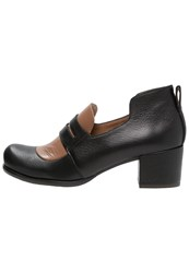Chie Mihara Opaque Ankle Boots Black