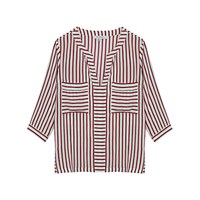 Gerard Darel Corfou Blouse Red