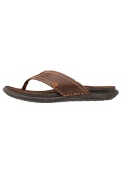 Pier One Flip Flops Brown