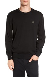 Lacoste Men's Jersey Knit Crewneck Sweater