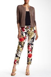 Tommy Bahama Victoria Blooms Ankle Pant Black