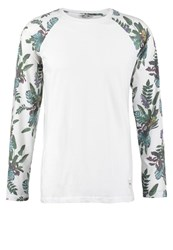 Only And Sons Onsolivier Long Sleeved Top White