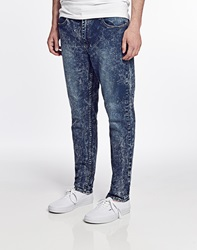 Cheap Monday Dropped Jeans In Tapered Jeans