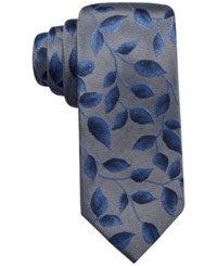 Alfani Spectrum Men's Pacific Vine Slim Tie Only At Macy's