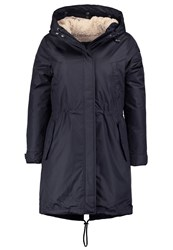 Spoom Mallory Parka Navy Dark Blue