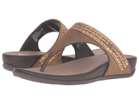 Yellow Box Raise Bronze Women's Sandals