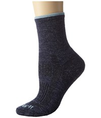 Carhartt Ultimate Merino Wool Work Socks 1 Pair Pack Navy Women's Crew Cut Socks Shoes