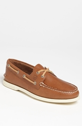 Sperry 'Authentic Original' Leather Boat Shoe Tan
