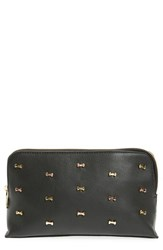 Ted Baker London 'Large' Micro Bow Cosmetics Case